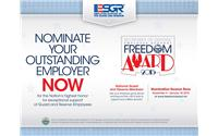 Now accepting nominations for 2015 Freedom Award